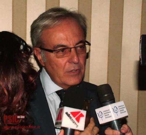 Intervista a David Lazzari, Presidente dell'Ordine degli Psicologi Umbria