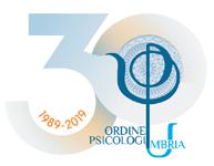 logo trentennale dell'Ordine degli Psicologi della Regione Umbria